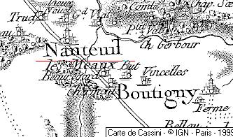 Domaine du Temple de Nanteuil-lès-Meaux