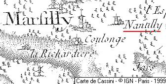 Seigneurie du Temple de Nantilly