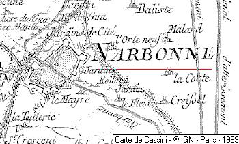 Maison du Temple de Narbonne