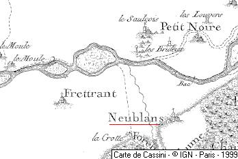 Domaine du Temple de Neublans