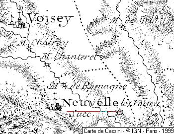 Domaine du Temple à La Neuvelle-lès-Voisey