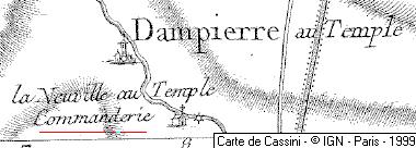 Maison du Temple de La Neuville
