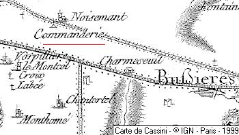 Domaine du Temple de Noisement