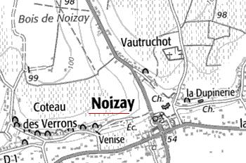 Maison du Temple de Noizay