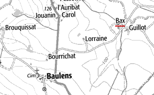 Domaine du Temple de Bax