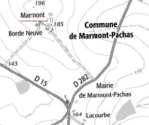 Domaine du Temple de Marmont