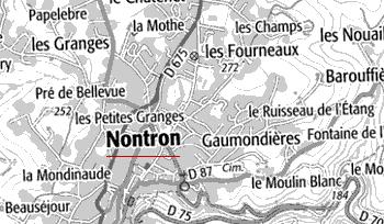 Fief du Temple de Nontron