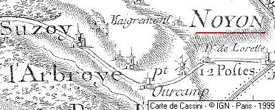 Maison du Temple de Noyon