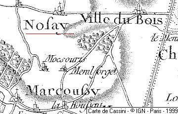 Domaine du Temple de Nozay