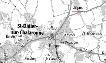 Domaine du Temple d'Onjard
