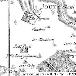 Domaine du Temple de Orbies