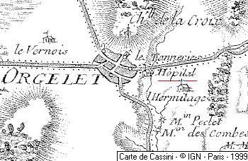Hôpital du Temple d'Orgelet