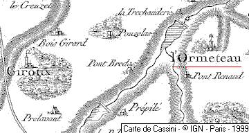 Maison du Temple de L'Ormeteau