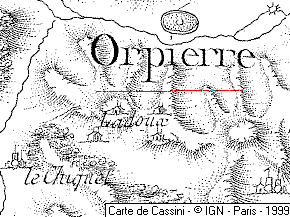 Domaine du Temple Orpierre