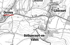 Maison du Temple d'Orrouy-sur-Authonne
