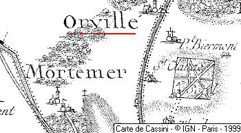 Domaine du Temple d'Orvillers-Sorel