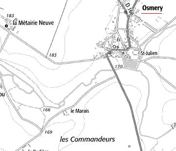 Maison du Temple d'Osmery