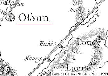 Seigneurie du Temple d'Ossun