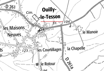Domaine du Temple de Ouilly