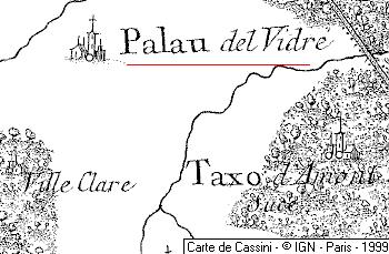 Maison du Temple de Palau-del-Vidre