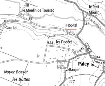 Domaine du Temple l'Hôpital Paley