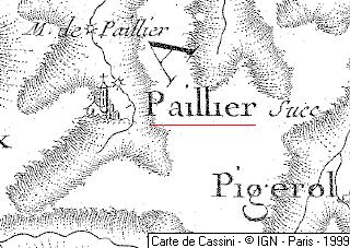 Chapelle du Temple de Pallier