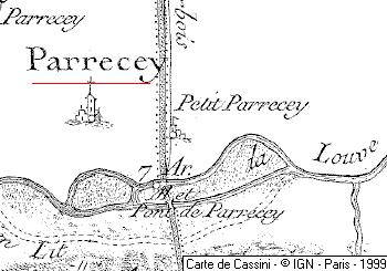 Domaines du Temple de Parcey