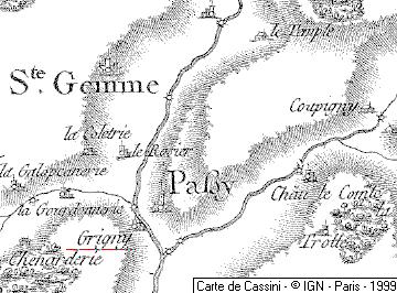 Maison du Temple de Passy-Grigny