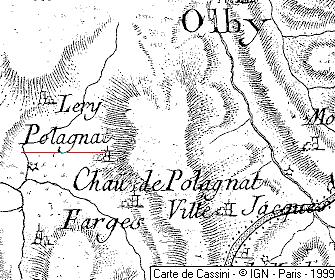 Domaine du Temple de  Paulagnat