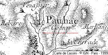 Maison du Temple de Paulhac