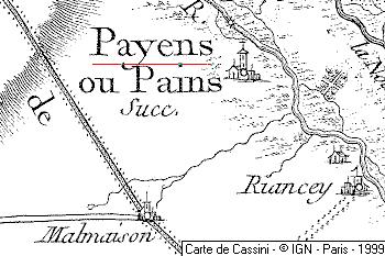 Maison du Temple de Payns