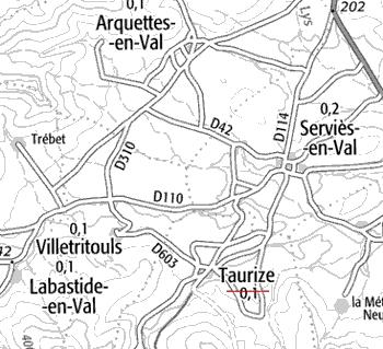 Domaine du Temple de Pech de Taurize