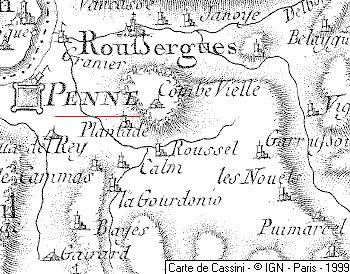 Domaine du Temple de Penne