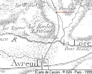 Domaine du Temple Le Perchois