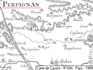 Maison du Temple de Perpignan