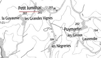 Domaine du Temple de Petit-Jumilhac