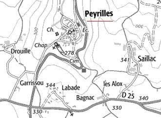 Domaine du Temple de Peyrilles