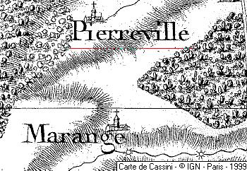 Maison du Temple de Pierrevillers
