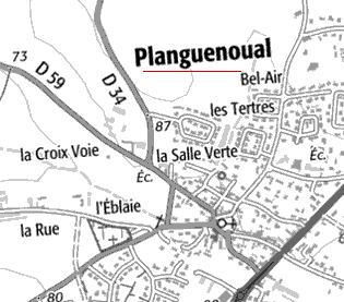 Domaine du Temple de Planguenoual
