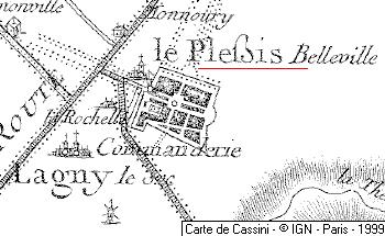 Fief du Temple de Belleville