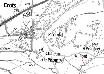 Domaine du Temple de Poet