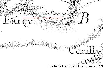 Fief du Temple de Poinçon-lès-Larrey