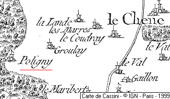 Domaine du Temple de Poligny