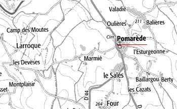 Domaine du Temple de Pomarède