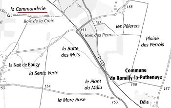 Maison et fief du Pommeret