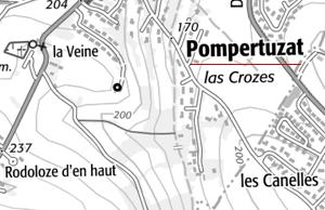 Domaine de l'Hôpital de Pompertuzat