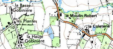 Bien du Temple à Moulin-Robert