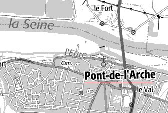 Domaine du Temple de Pont-de-l'Arche