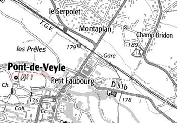 Domaine du Temple de Pont-de-Veyle