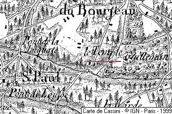 Domaine du Temple de Leix ou Leich